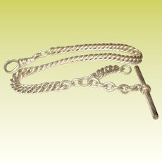 Edwardian Gold Filled Watch Chain