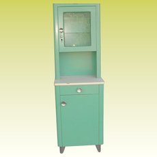 Art Deco Medical Cabinet 1930's