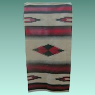 Vintage Navajo Rug Hand Loomed