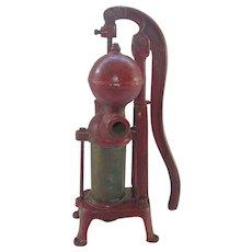Antique Crestline Little King Water Hand Pump