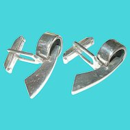 Vintage Taxco Sterling Cufflinks by Sigi Pineda