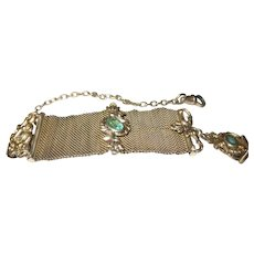 Edwardian Gold Filled Watch Chain Fob