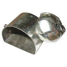 Vintage Sterling Napkin Ring by JW Robbins