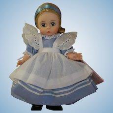 "Vintage Madame Alexander Doll Alice 8"""