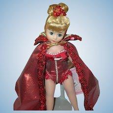 "Vintage Madame Alexander Doll Trapeze 10"""
