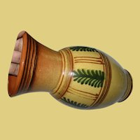 Vintage Art Pottery Vase