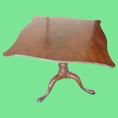 Antique Tilt Top Table 1830's