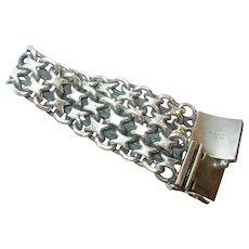 Vintage Sterling Bracelet!