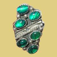 Vintage Sterling Ring by Begay
