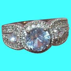 Vintage Sterling Ring