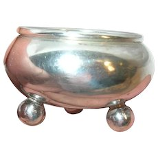Vintage Sterling Egg/Salt Bowl