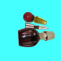 Vintage Decanter Glass Stoppers