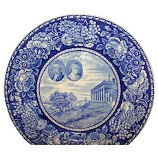 Ye Olde Historical Pottery Staffordshire England  Home of Washington Mount Vernon