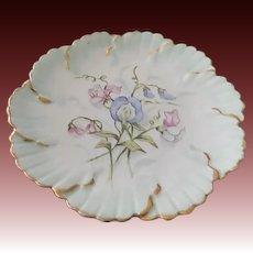 Elite Works Limoges France 6 inch porcelain Plate