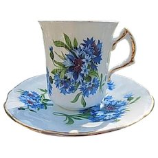 Hammersly Fine Bone China Cup & Saucer