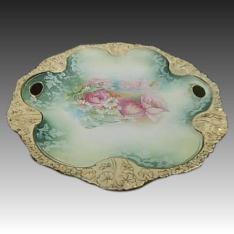 RS Prussia 10.5 inch Cake Plate