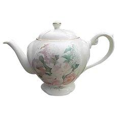 Royal Patrician Floral Tea Pot
