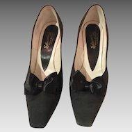 Delmanette by Delman Vintage Dress Heels