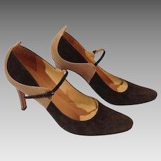 Max Mara Mary Jane High Heels
