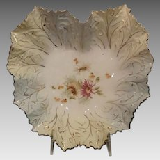 R.S. Prussia Heart Bowl