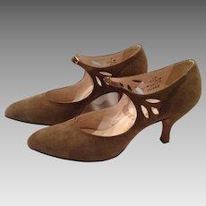 1950's Mary Jane Heels from Marshall Field