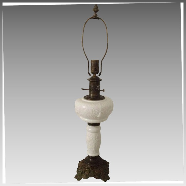 Paul hanson rare table lamp 103 e mid 20th c aunties attic paul hanson rare table lamp 103 e mid 20th c aloadofball Images