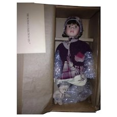 """Limited Edition """"Kellie"""" No. 4804 with Evan Yesterday's Child Doll"""