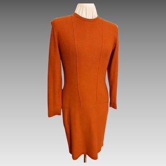 Steve Fabrikant Knit Dress, Petite