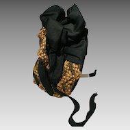 1840s Young Child's Fancy Dress Bonnet of Museum Quality