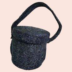Beaded Purse Handbag Art Deco c1940's