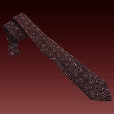 Vintage Tie Necktie c1950's