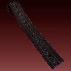 Emilio Pucci Silk Tie Necktie c1960's