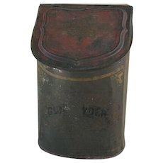 Antique General Store Gunpowder Tea Tin