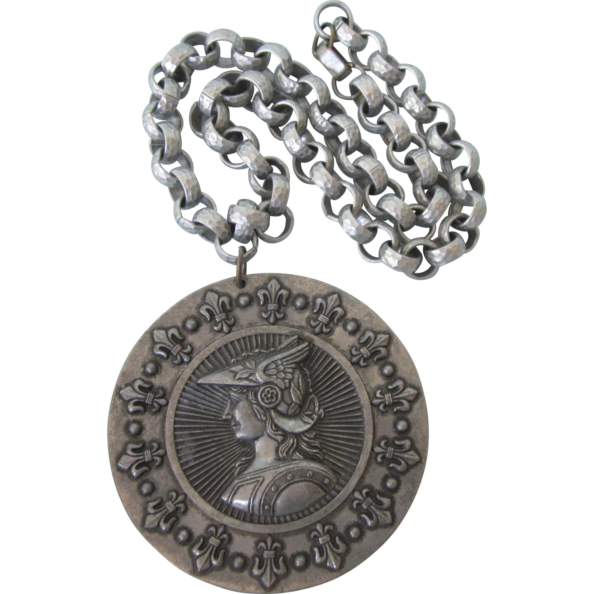 medallion futurama dutch pendant products necklace york winky new
