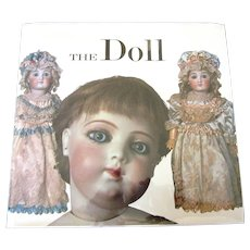 Book 'The Doll' By Carl Fox, Photographs by H. Landschoff, 1988-A Edition