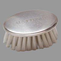 Vintage Sterling Gorham Baby Brush