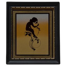 Diefenbach Rainbow Silhouette of Nymph - 4 x 5