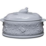 Gorgeous Spode Alenite Covered Casserole - Henry IV