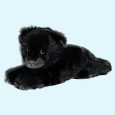 Steiff Black Baby Panther - 'Taky'
