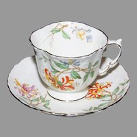 Anysley Teacup and Saucer