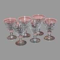 Set of 6 Waterford Tramore Wine Glasses