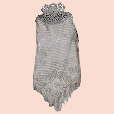 Fantastic Flapper 1920's Whiting & Davis Mesh Bag/Purse