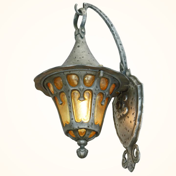 Tudor Or Bungalow Style Period Porch Lights Ant 1007