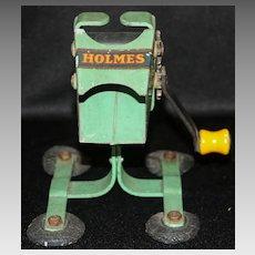 Holmes Grinding Machine Salesman's Sample
