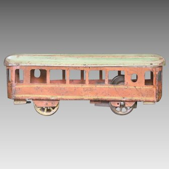Early 20th Century Schieble Hill Climber Friction Trolley
