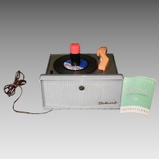 Restored 1956 RCA Victor 45 RPM Victrola Automatic Phonograph Model 7-EY-2JJ