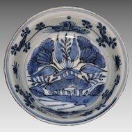 Late Wanli Period Ca 1620's Chinese Export Ko-Sometsuke Style Bowl