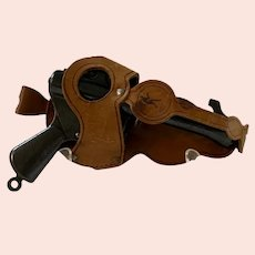Ca 1934 Buck Rogers XZ-31 Rocket Pistol With Holster by Daisy Manufacturing Co.