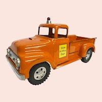 Vintage 57 Tonka Toys State Hi-Way Dept Pickup Truck