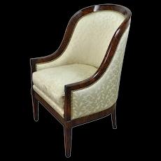 William Switzer Classic Austrian Biedermeier Occasional Chair